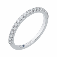 Carizza Diamond Wedding Band