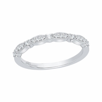 Promezza Diamond Wedding Band