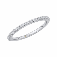Promezza White Gold Diamond Band