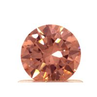 Fancy Intense Pink Diamond, .71ct