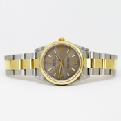 Rolex Oyster Perpetual 18K & Stainless Steel Automatic