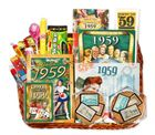 60 Gift Basket with Stamps from 1959