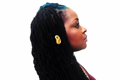 Gold Wire Hair Jewelry Freestyle Designs