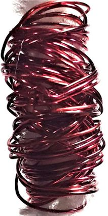 Cranberries Loc Nest Wire Hair Jewelry