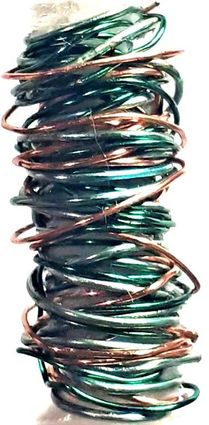 Forest Loc Nest Wire Hair Jewelry
