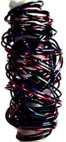 Royal Colors Loc Nest Wire Hair Jewelry
