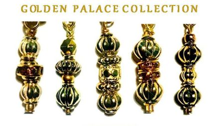 Palace All Silver Gold Loc Jewels