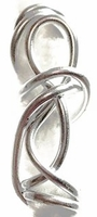 Bright Silver Freestyle Wire Jewel 3