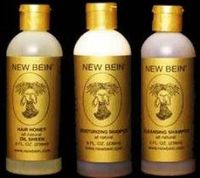 New Bein' Trio Hair Care Product Set