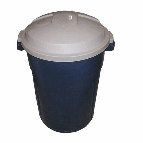 32. Gal. Trash Can with Lid Roughneck