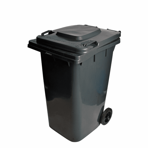 32 Gallon Roughneck Waste Container on Wheels