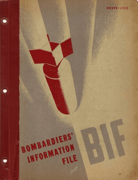 Bombardiers' Information File USAAF