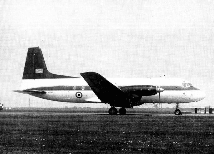 HS.748 & Andover