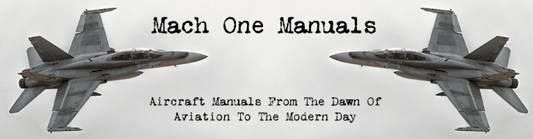 Mach One Manuals
