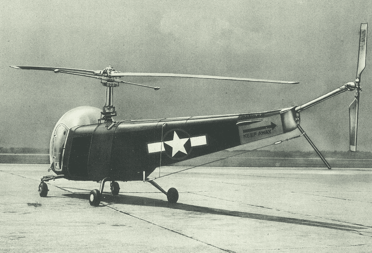 Model 47, HTL & H-13 Sioux