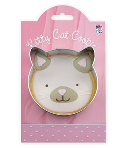 Ann Clark Cookie Cutters - Kitty Cat