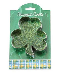 Ann Clark Cookie Cutters - Shamrock
