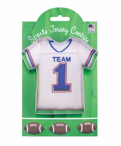 Ann Clark Cookie Cutters - Sports Jersey