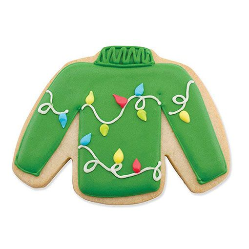 Ann Clark Ugly Christmas Sweater Cookie Cutters Hearts Desire Gifts