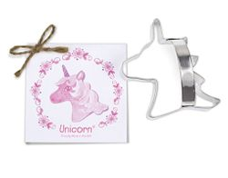 Ann Clark Cookie Cutters - Unicorn Head 4""