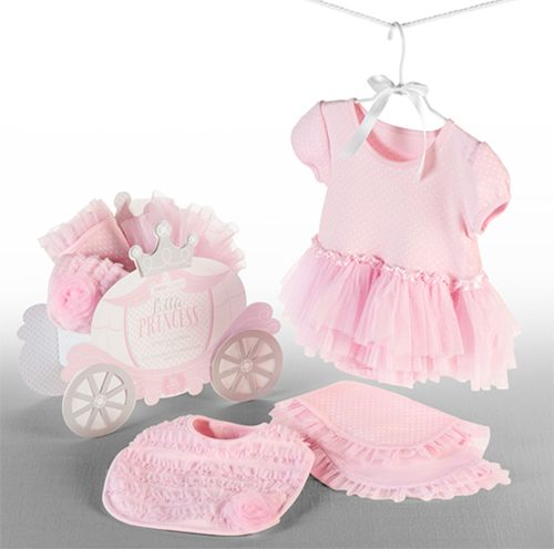 "Baby Aspen ""Little Princess"" Three-Piece Gift Set"