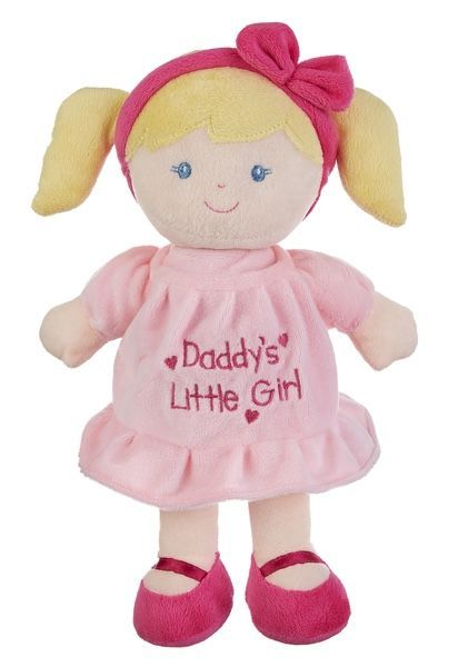 Baby Ganz - Daddy's Little Girl Doll Plush Toy 11""