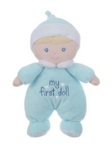 Baby Ganz - My First Doll Plush Toy - Blue