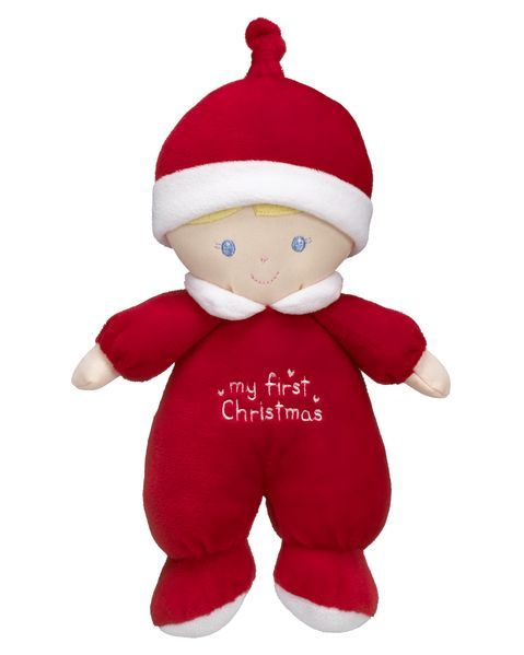 Baby Ganz - My First Christmas Baby Doll