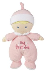 Baby Ganz - My First Doll Plush Toy - Pink