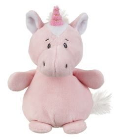Baby Ganz Sweet Iris Unicorn Beanbum Plush Toy 5""