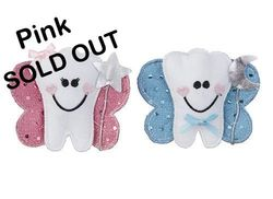 Baby Ganz Tooth Fairy Pillows