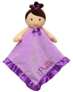 Baby Starters Little Princess Plush Doll Security Blanket