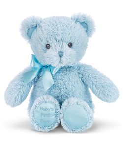 Bearington Baby Collection - Baby's First Bear - Blue 12""