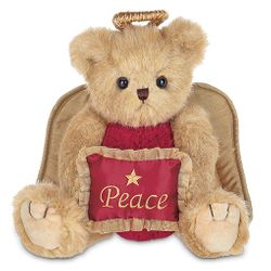 Bearington Bears Angelina the Angel Bear 10""