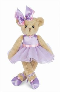 Bearington Bears Collection Tootsie Tutu Ballerina Bear - 15""