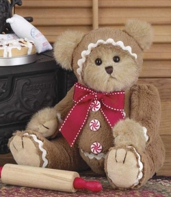 Bearington Bears Gingerbeary the Gingerbread Bear 10""