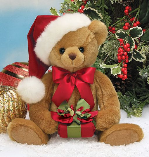 Bearington Bears Holden Presents Bear 15""