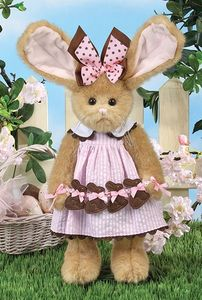 Bearington Collection Bitsy & Bunnies Bunny 14""