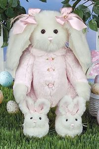 Bearington Collection - Bonnie Bunnytoes 14""
