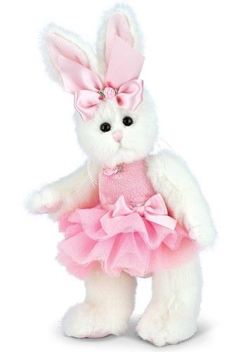 Bearington Collection Bunni Ballerina Bunny 10""