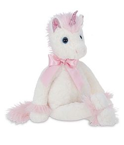 Bearington Collection Fantasy Unicorn Plush 16""