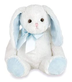 "Bearington Collection Floppy Longears Bunny 16"" - Blue"