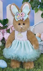 Bearington Collection Prissy Peeps Bunny 10""
