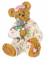 Boyds Bears Becca Goodfriend with Boots Figurine
