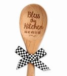 Brownlow Sentiment Wooden Spoons - Bless This Kitchen