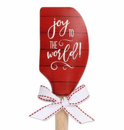 Brownlow Silicone Kitchen Spatulas - Joy To The World