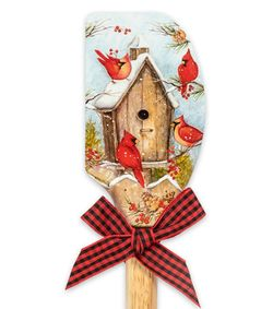 Brownlow Silicone Kitchen Spatulas - Cardinal House Christmas