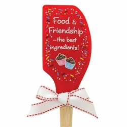 Brownlow Silicone Kitchen Spatulas - Food & Friendship