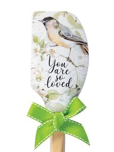 Brownlow Simple Inspirations Silicone Spatulas - You are so Loved