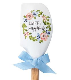 Brownlow Vintage Style Kitchen Spatulas - Happy Everything
